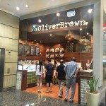 Australia Oliver Brown连锁店